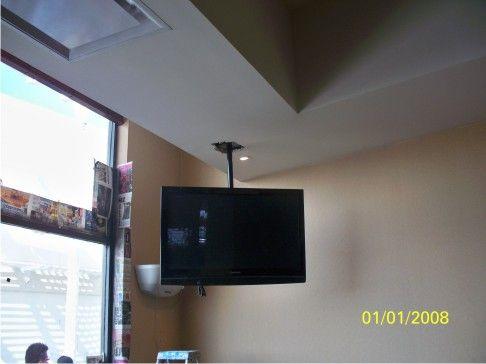 Soporte de techo para plasma soportes go - Soportes de tv para techo ...