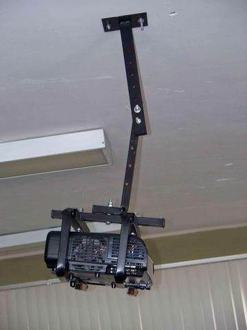 Soporte para proyector soportes go - Soporte pared proyector ...